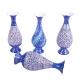 هدیه تبلیغاتی گلدان میناکاری صنایع دستی 20 سانتی