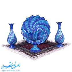چیدمان جهیزیه عروس و خانه سنتی ایرانی