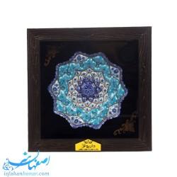 قاب هنری میناکاری-هدیه صنایع دستی34