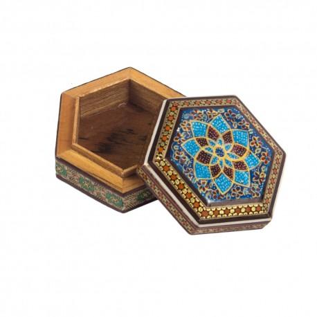 جعبه طلا و جواهر شیک