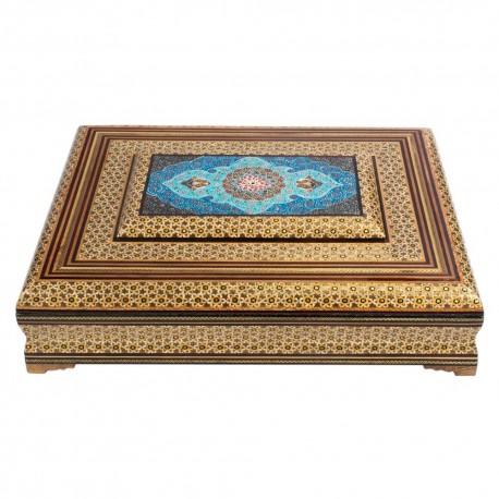 جعبه و باکس چوبی هدیه و کادو