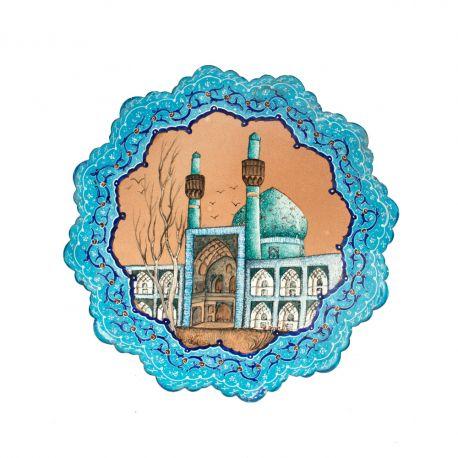 خرید تابلوی نقاشی میدان امام اصفهان