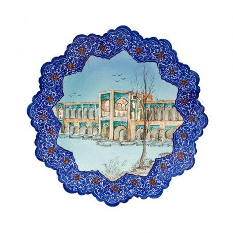 تابلوی نقاشی پل خواجو اصفهان