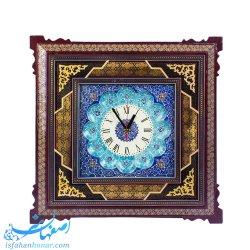 ساعت دیواری صنایع دستی صادراتی 48 سانتیمتری