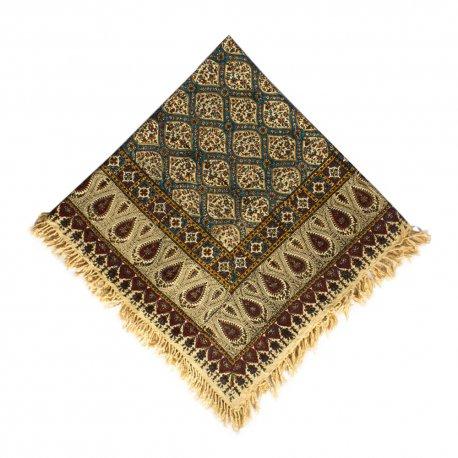رومیزی سنتی طرح گنبد مسجد شیخ لطف الله اصفهان