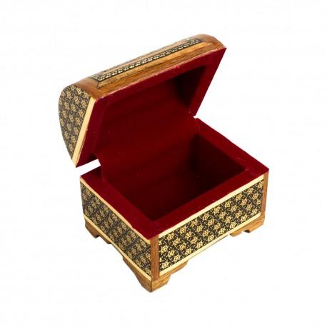 جعبه صندوقچه ای چوبی