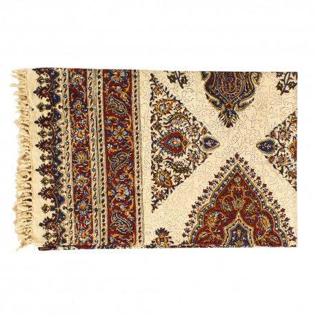 رومیزی هشت نفره سنتی قلمکار