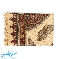رومیزی قلمکار 100×150 سانتیمتری صنایع دستی