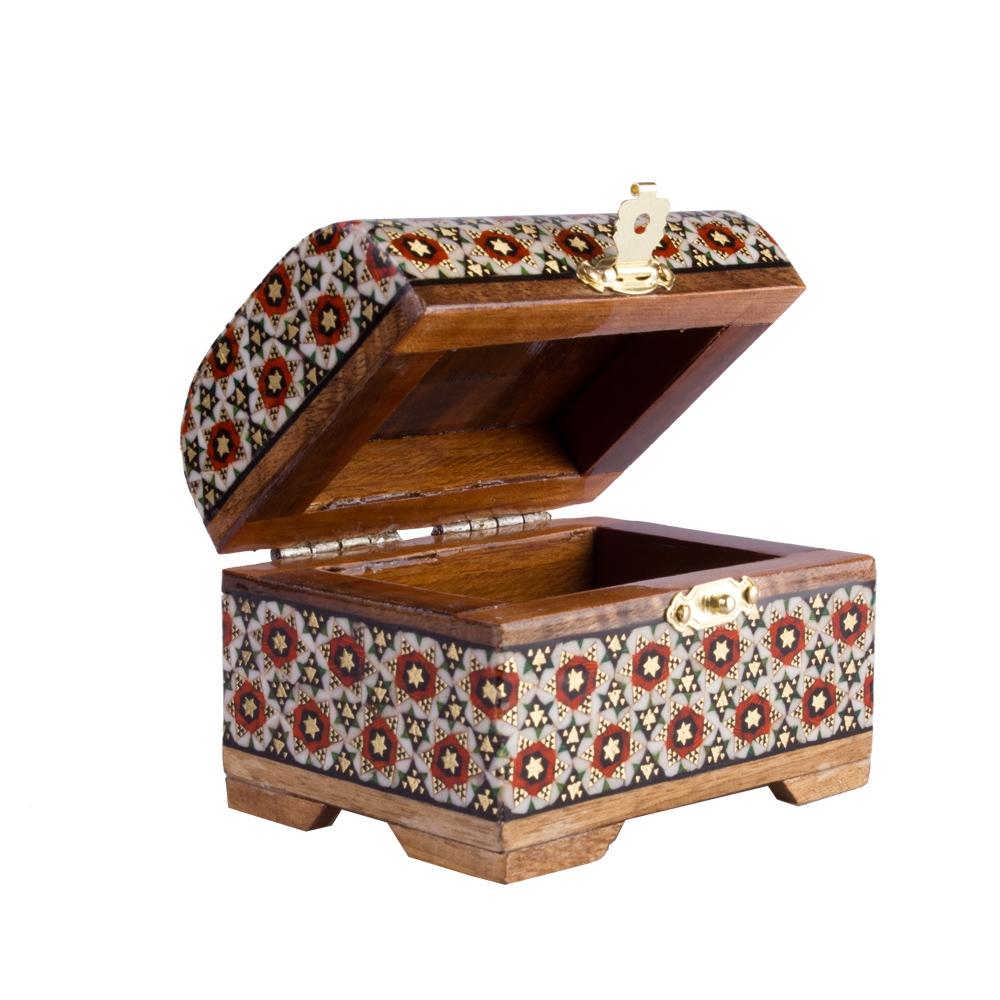 جعبه جواهرات در جدول