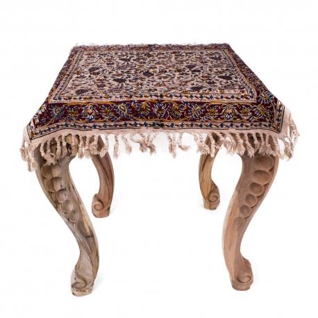 قیمت رومیزی قلمکار 40 سانتیمتری اصفهان هنر