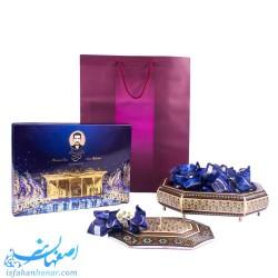 گز کرمانی ممتاز با شکلات خوری نفیس - هدیه 20