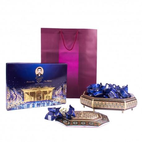 گز کرمانی ممتاز با شکلات خوری نفیس | هدیه 20