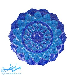 بشقاب نقاشی هنری قطر 30 سانتیمتر