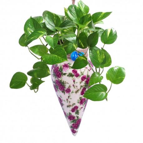 گلدان دیواری سرامیکی