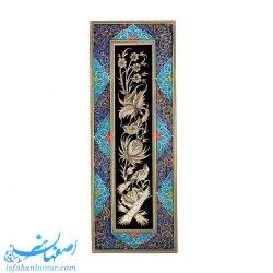تابلوی قلمزنی ستونی ابعاد 55×20 سانتیمتر