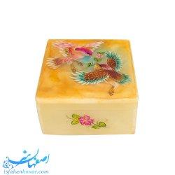 جعبه جواهرت سنگی نقاشی سیمرغ